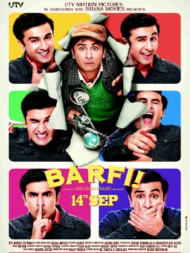 Review: Barfi!