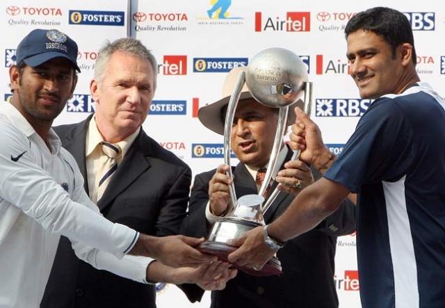 Border-Gavaskar Trophy (2008 & 2010)