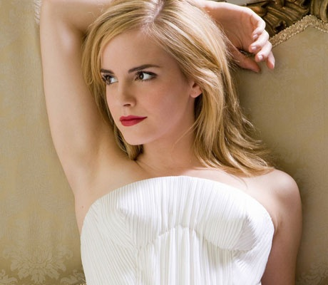 Emma Watson 'most dangerous' celeb on the net!