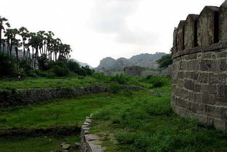 fort in tamil nadu
