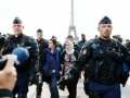 France deploys riot police to ban rallies