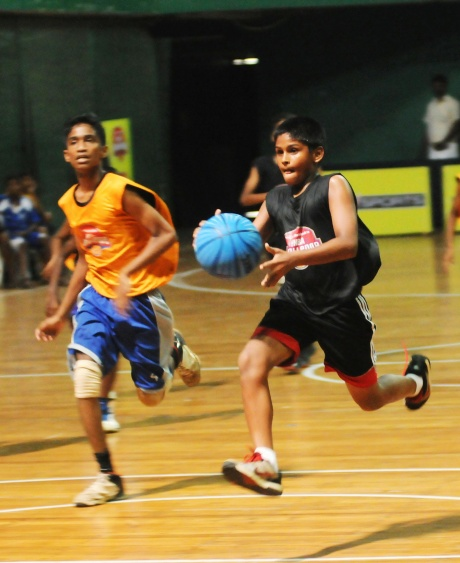 Delhi to host first-ever Mahindra NBA challenge