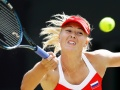 Maria Sharapova ousted at Pan Pacific