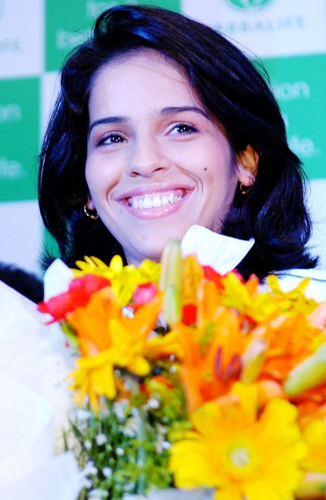 Nehwal joins big league with $7.5 million contract