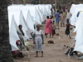 Sri Lankan refugee camp