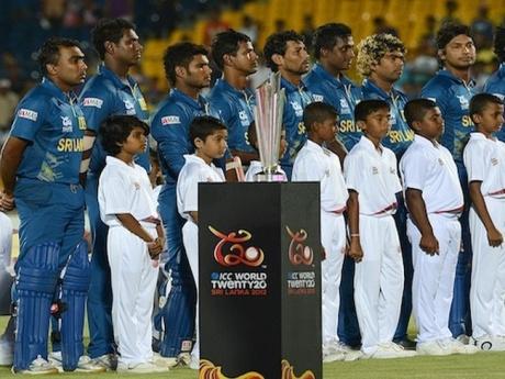 Sri Lanka T20 World Cup Team