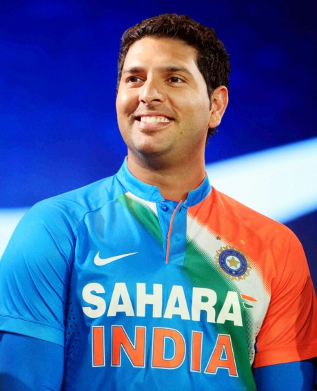 I can't wait to step on the field: Yuvi