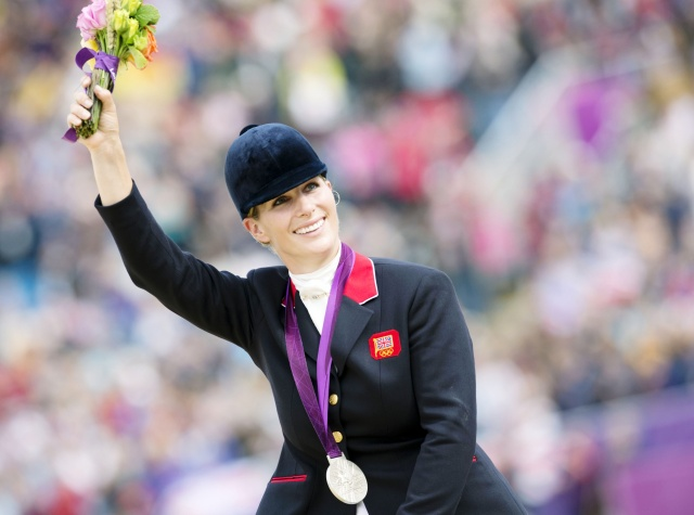 Zara Phillips dreams a life of normalcy