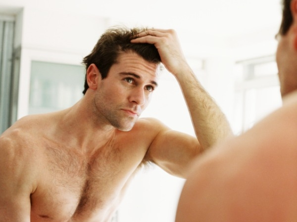 Men's Health: Reasons For Hair Loss In Men