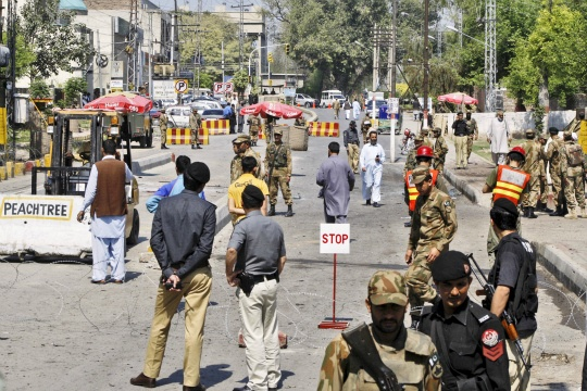 Militants Spreading Tentacles in Karachi