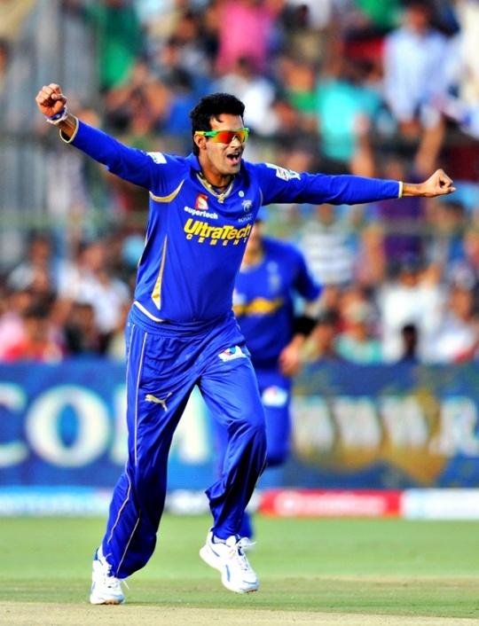 Ajit Chandila (RR, 2012)