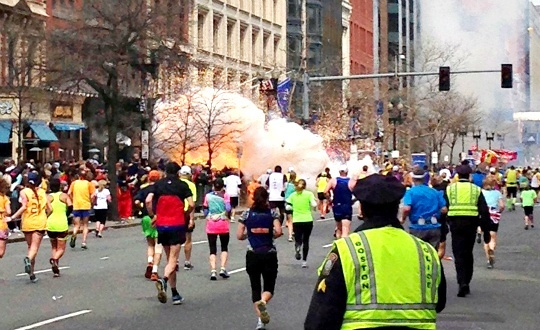 Boston Bomb Contained Traces of Female DNA