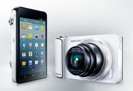 Wi-Fi-Enabled Digital Cameras a Hit in Asia