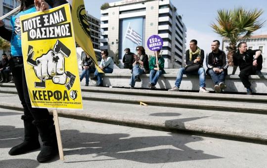Greece Halts Deportation for Syrians