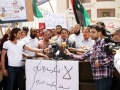 Anti-Gaddafi Gunmen Up in Arms in Libya