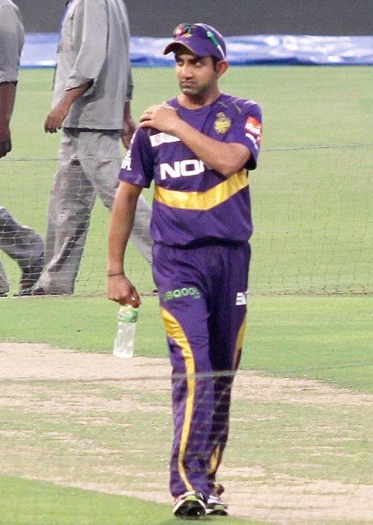 IPL Not My Comeback Platform: Gautam Gambhir