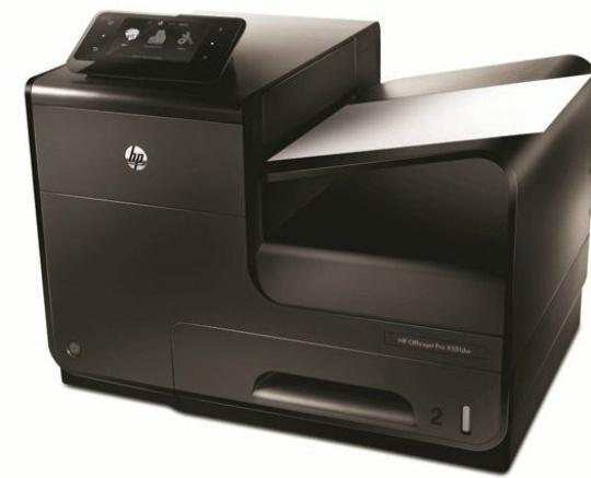 HP Officejet Pro X 500