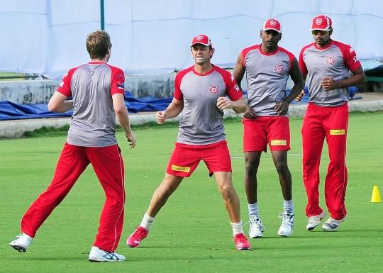 IPL Preview: Kolkata Seek Home Win Over Punjab
