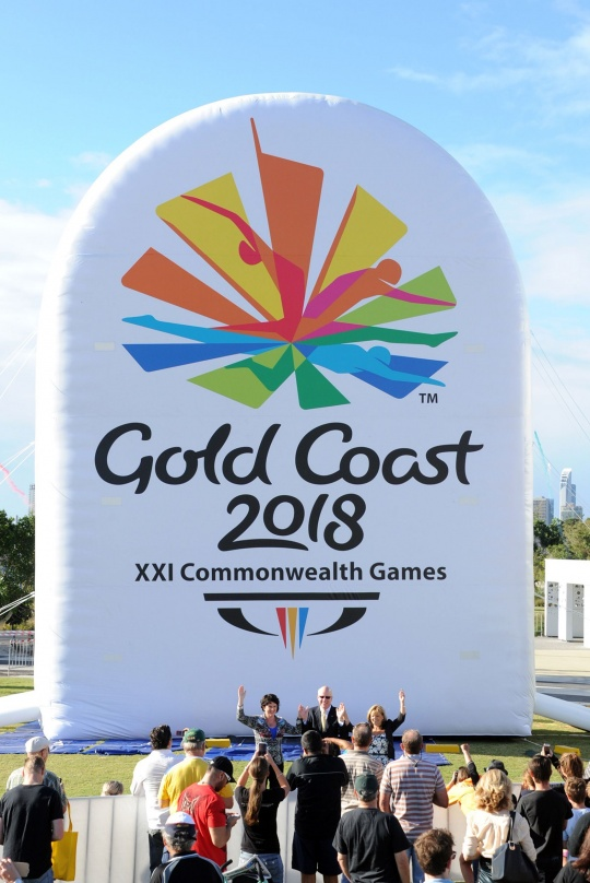 UNVEILED: Logo for 2018 Commonwealth Games