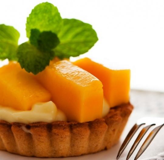 Mango tarts