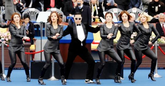Psy's 'Gentleman' Banned in South Korea