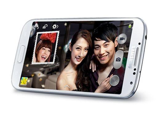 Samsung Galaxy S4 dual-SIM variant