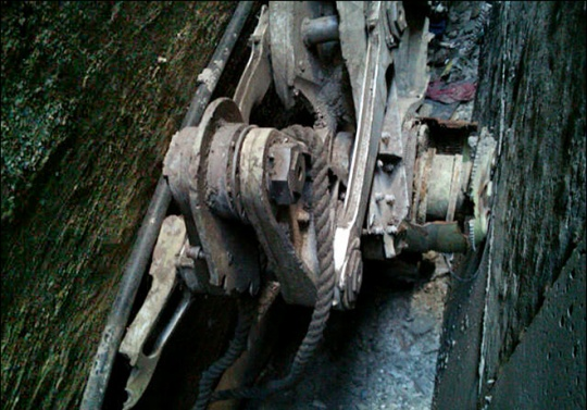 Possible 9/11 Plane Landing Gear Part Found