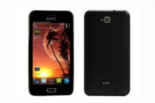 Zync Cloud Z5 Dual Core Phablet