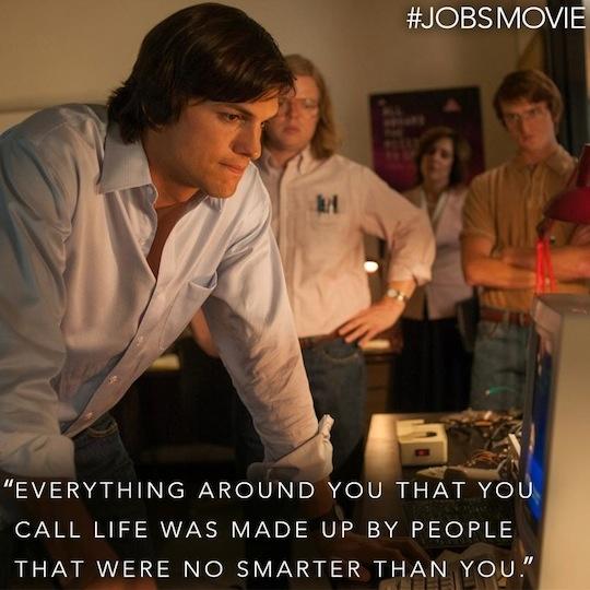 JOBS Schauspieler Ashton Kutcher Opfer von Internet-Betrug