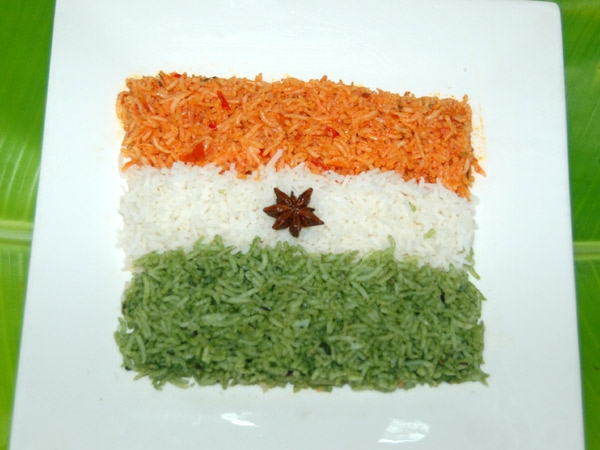 Independence day special independence tri colour menu for 15th august decoration ideas