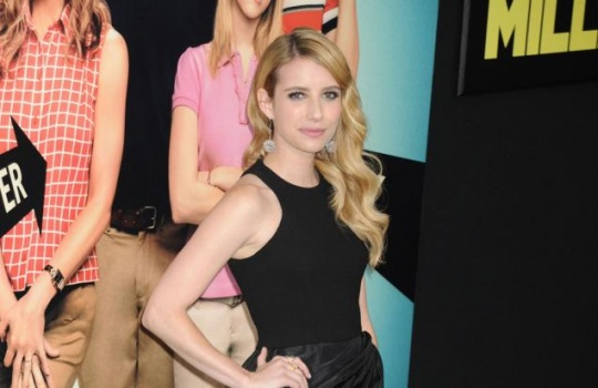 Actress-model-singer Emma Roberts