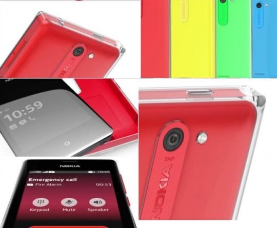 Nokia Asha 502 and 503