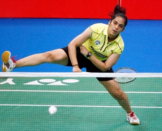IBL RESULTS: Saina Wins, Kashyap Loses