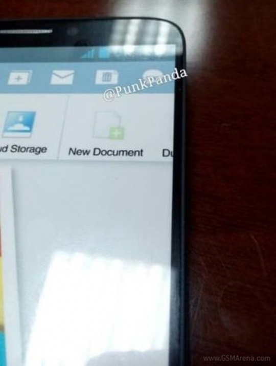 Samsung Galaxy Note III Leak