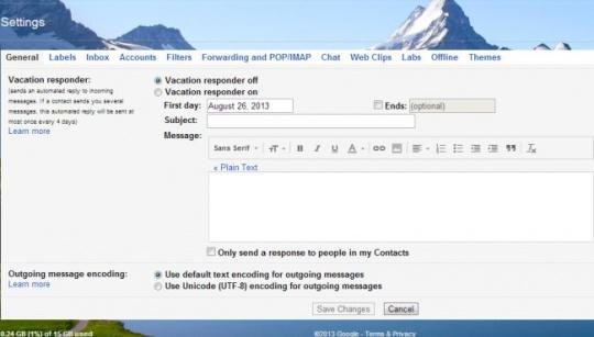 Undo Gmail Send