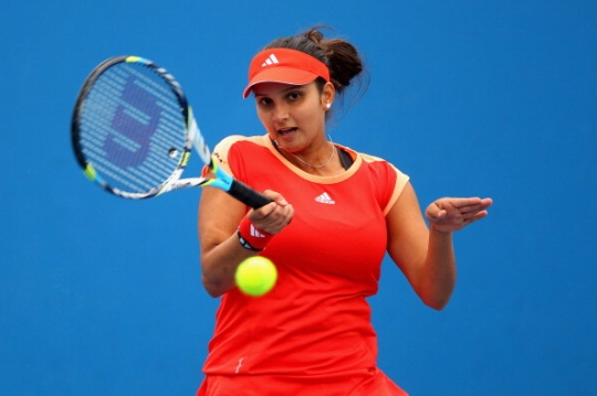 Top 10 Sportspersons in India in 2013: Sania Mirza