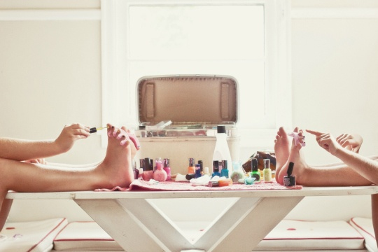 Quick Pedicure Tips at Home