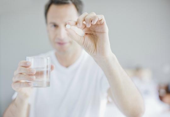Aspirin, Fish Oil Can Fight Chronic Illness