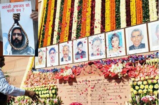 #Afzal Guru: Twitterati Hail Hanging