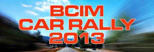 BCIM Car Rally