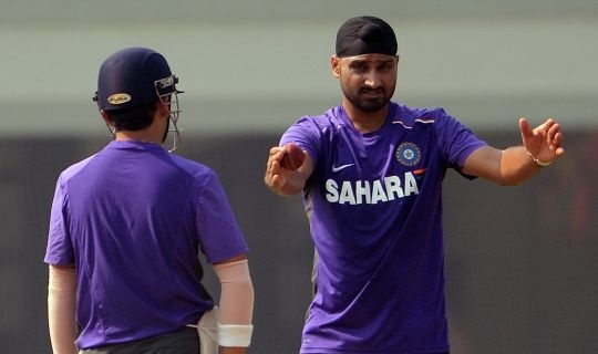 Harbhajan Singh Returns