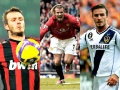 David Beckham's Rendezvous with Clubs