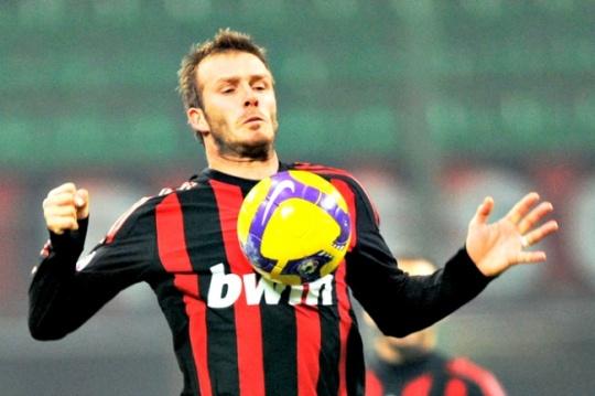 AC Milan (Loan, 2009–2010)