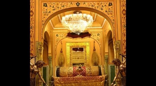 Raj Palace Jaipur