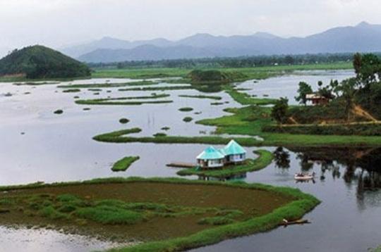 Manipur - a Slice of Switzerland in India