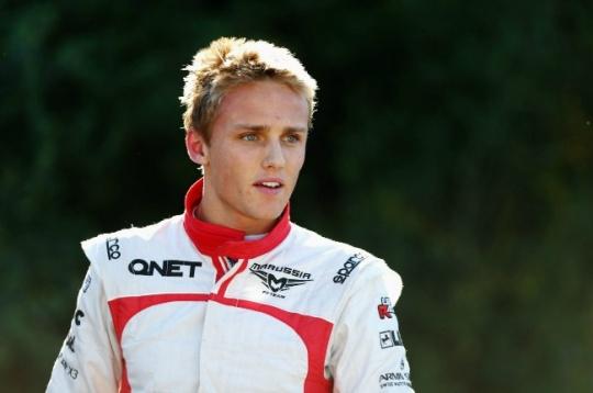 Max Chilton (Marussia)