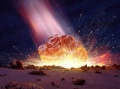SHOCKING:Meteorite Hits Russia, 100 Injured