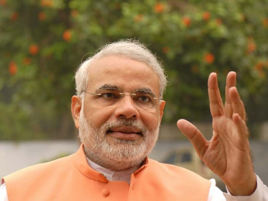 Afzal Hanging: Der aaye, durust aaye, Tweets Narendra Modi