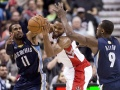Streaking Grizzlies Defeat Raptors