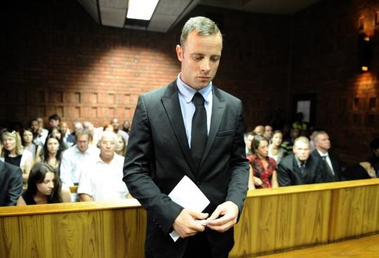 Oscar Pistorius Case Gets Murkier